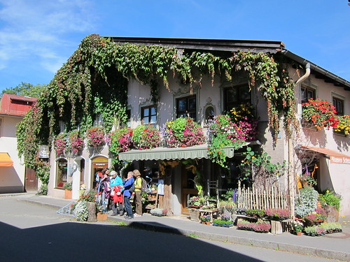 Oberammergau Bavaria Germany