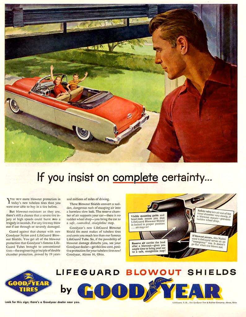 1955 ... insistent!