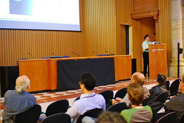 invited talk by professor Kaelbling