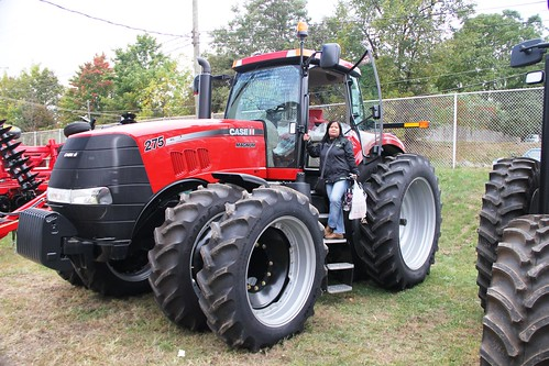 ciągnik rolniczy Case |Hillsdale County Fair 2010|5028437271 9626caa689