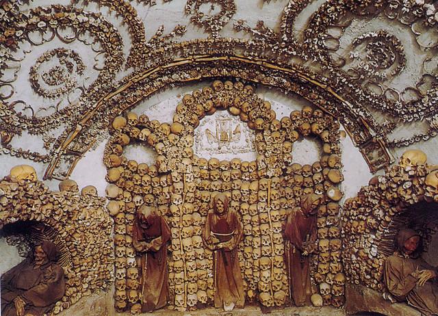 Capuchin Monks Crypt