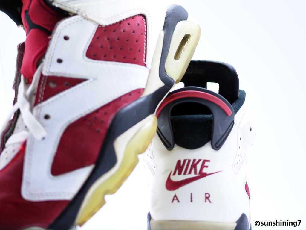 993a97cf4d62 ... Sunshining7 - Nike Air Jordan VI (6) Carmine OG 1991