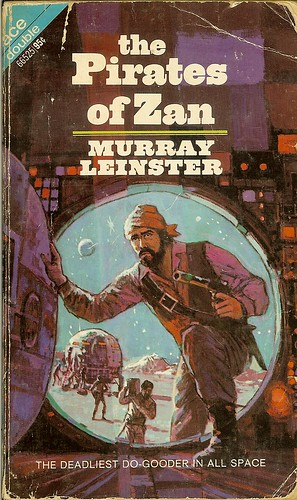 Murray Leinster - The Pirates of Zan - Ace Double 66525