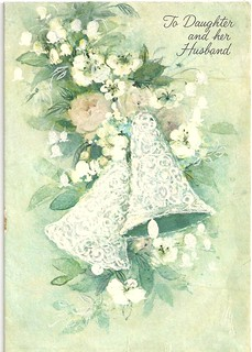 Wedding Card, 1969.