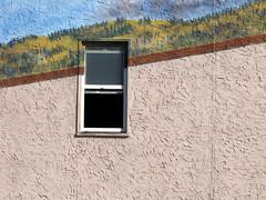 Nanaimo Hall Window