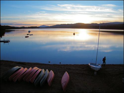 sunset beach scotland aviemore lochinsh managedbyflickrmanagr