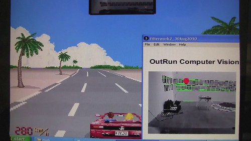 Installation of OutRun at OTIS