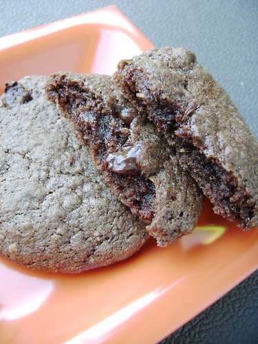 Chocolate Gluten Free Chocolate Chip Cookies