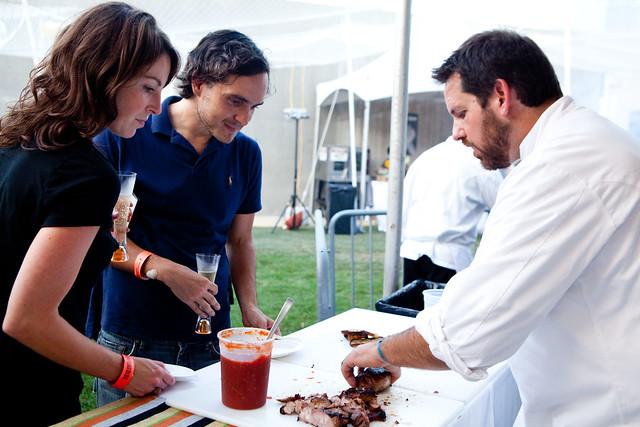Chef Laurence Jossel of Nopa, SF