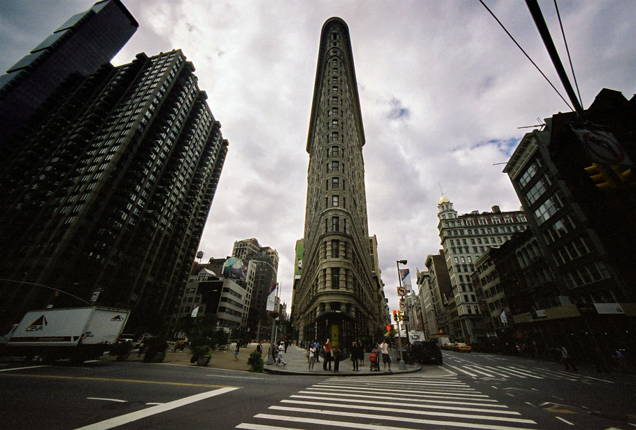 The Flatiron aka Penis Building