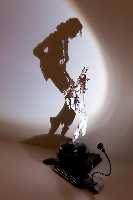 Diet Wiegman - Shadow Dancing, 2008