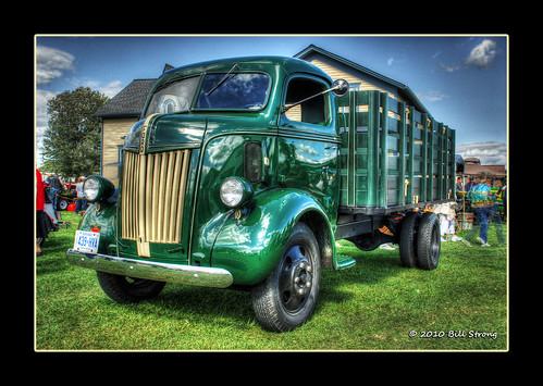 heritage ford festival truck hdr flatbed wainfleet photomatix marshville 3exp marshvilleheritagefestival