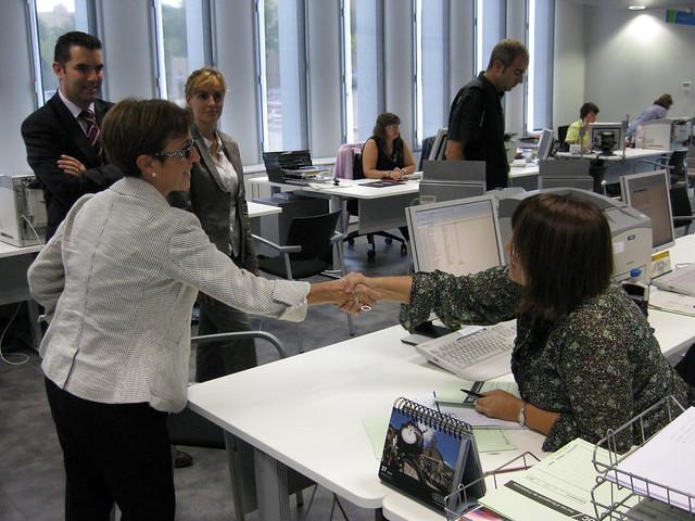 Flickr photo sharing for Oficina de treball