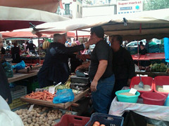 street food(0.0), market(1.0), food(1.0), bazaar(1.0), flea market(1.0), marketplace(1.0), public space(1.0),