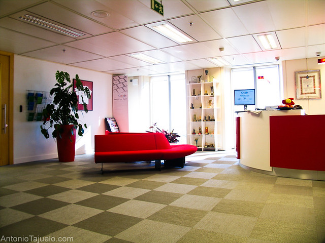 Oficinas de google espa a flickr photo sharing for Vaciado de oficinas en madrid