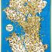 Seattle Awareness Map, 1978 by Rob Ketcherside