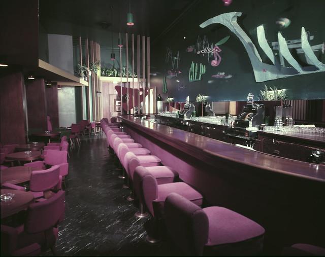 Los Angeles: Nikabob Restaurant, 1950s