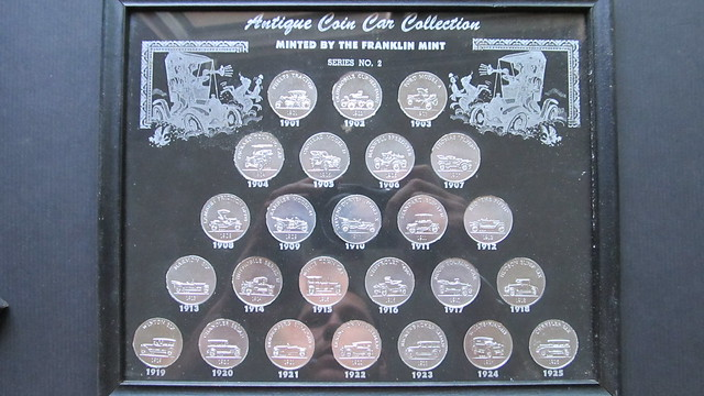 SEARCH RESULTS FOR: 'ANTIQUE CAR COIN COLLECTION SERIES 1'