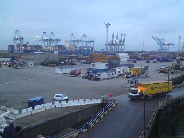 Zeebrugge port flickr photo sharing for Port zeebrugge