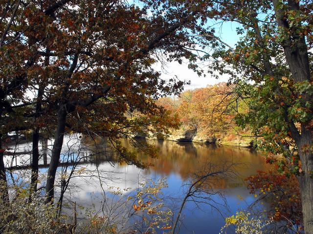 Wisconsin River Wisconsin Dells.