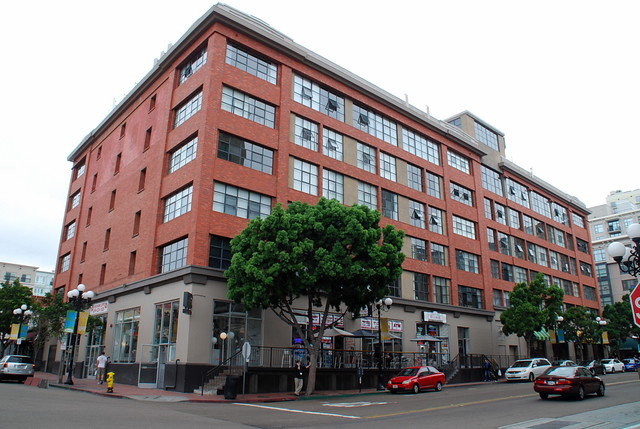 Apartments In Gaslamp District San Diego