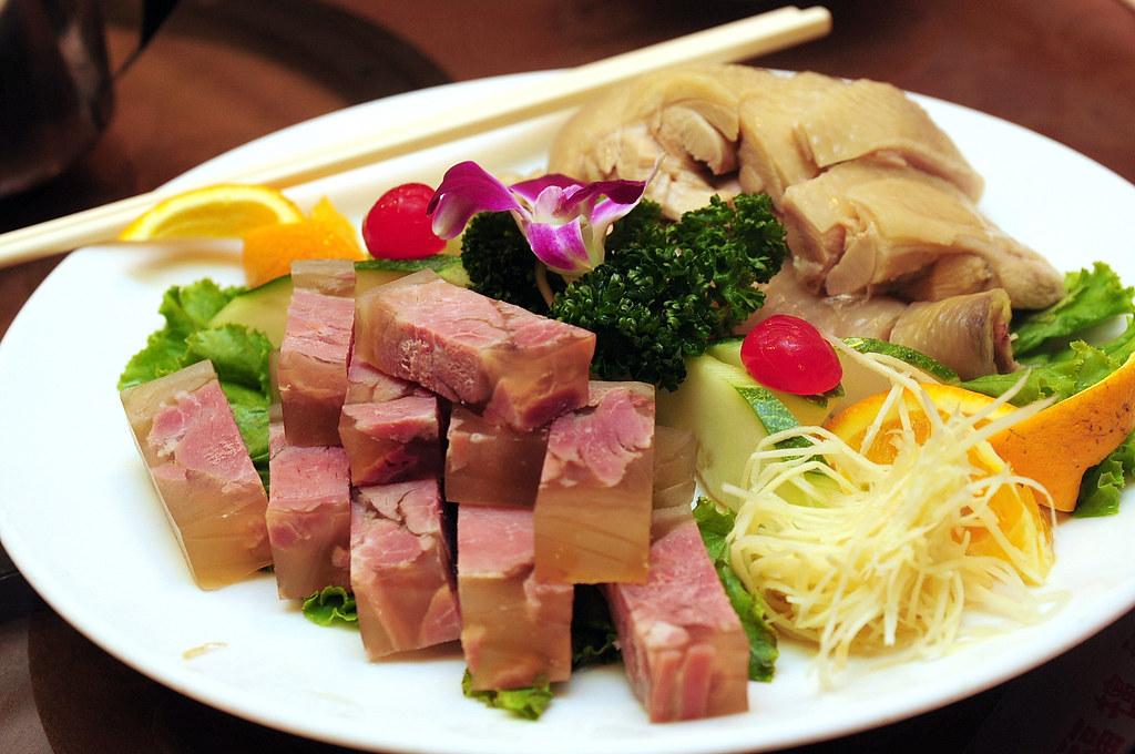 寧福樓-醉雞肴肉