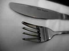 fork, tool, knife, tableware, cutlery,