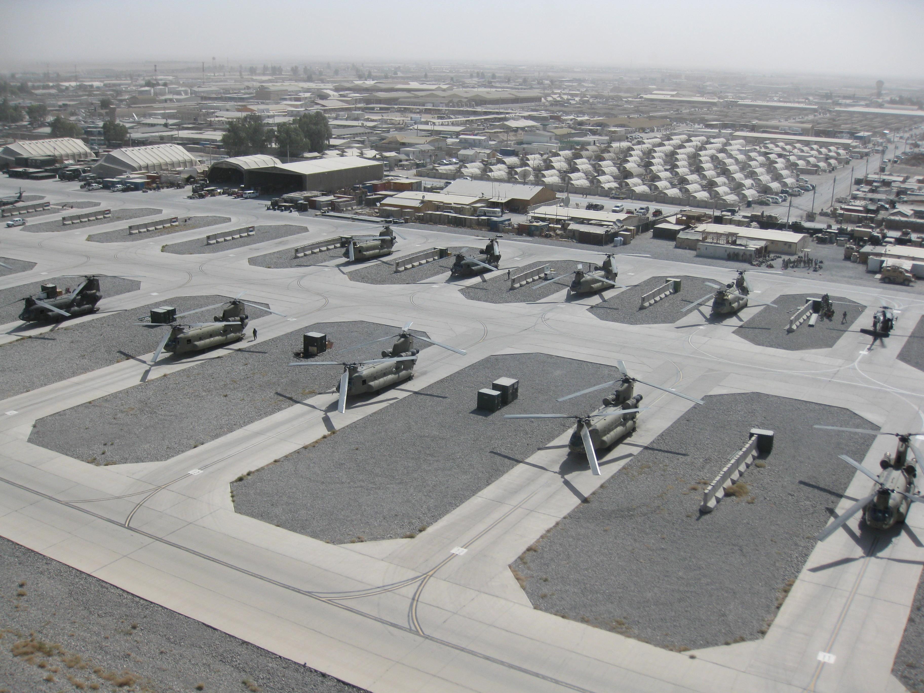Kandahar afb