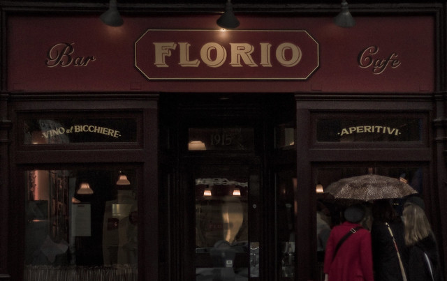 Florio Bar Cafe, Fillmore St, San Francisco (2010)