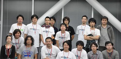 YAPC::Asia tokyo 2010 staff