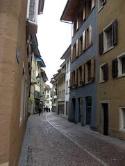 Old town Baden street