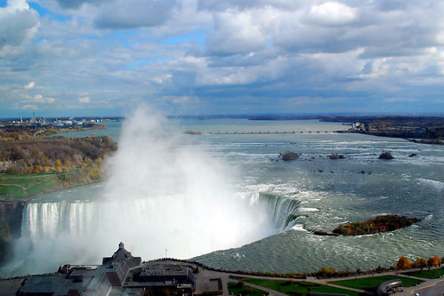 Horseshoe Falls (Niagara) from Canadian side