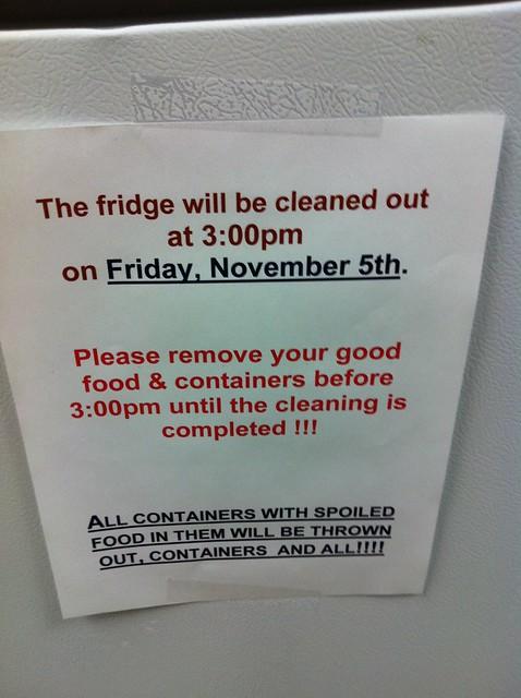 224/365 - Fridge Cleaning | Flickr - Photo Sharing!
