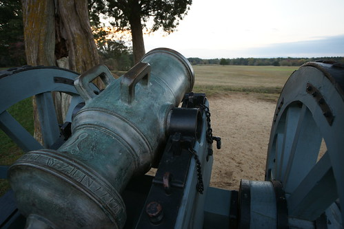 sunrise dawn virginia cannon weapons hamptonroads battlefields tidewater