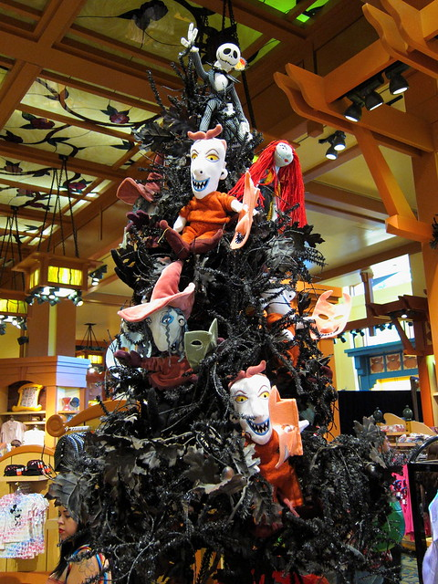 World of Disney - Nightmare Before Christmas IMG_0690 | Flickr - Photo ...