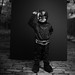 "Junior Paida as ""Batman"" by joeyL.com"