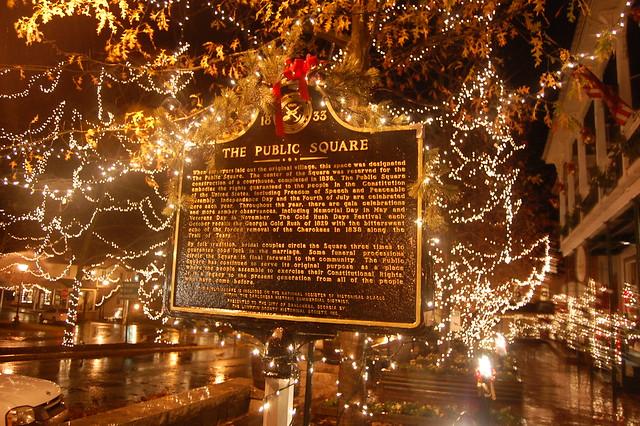 Dahlonega Ga At Christmas Time Flickr Photo Sharing
