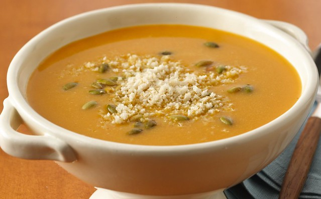 Roasted Butternut Squash Soup Recipe | Flickr - Photo Sharing!