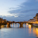 Florence by Night by Etienne Cassar