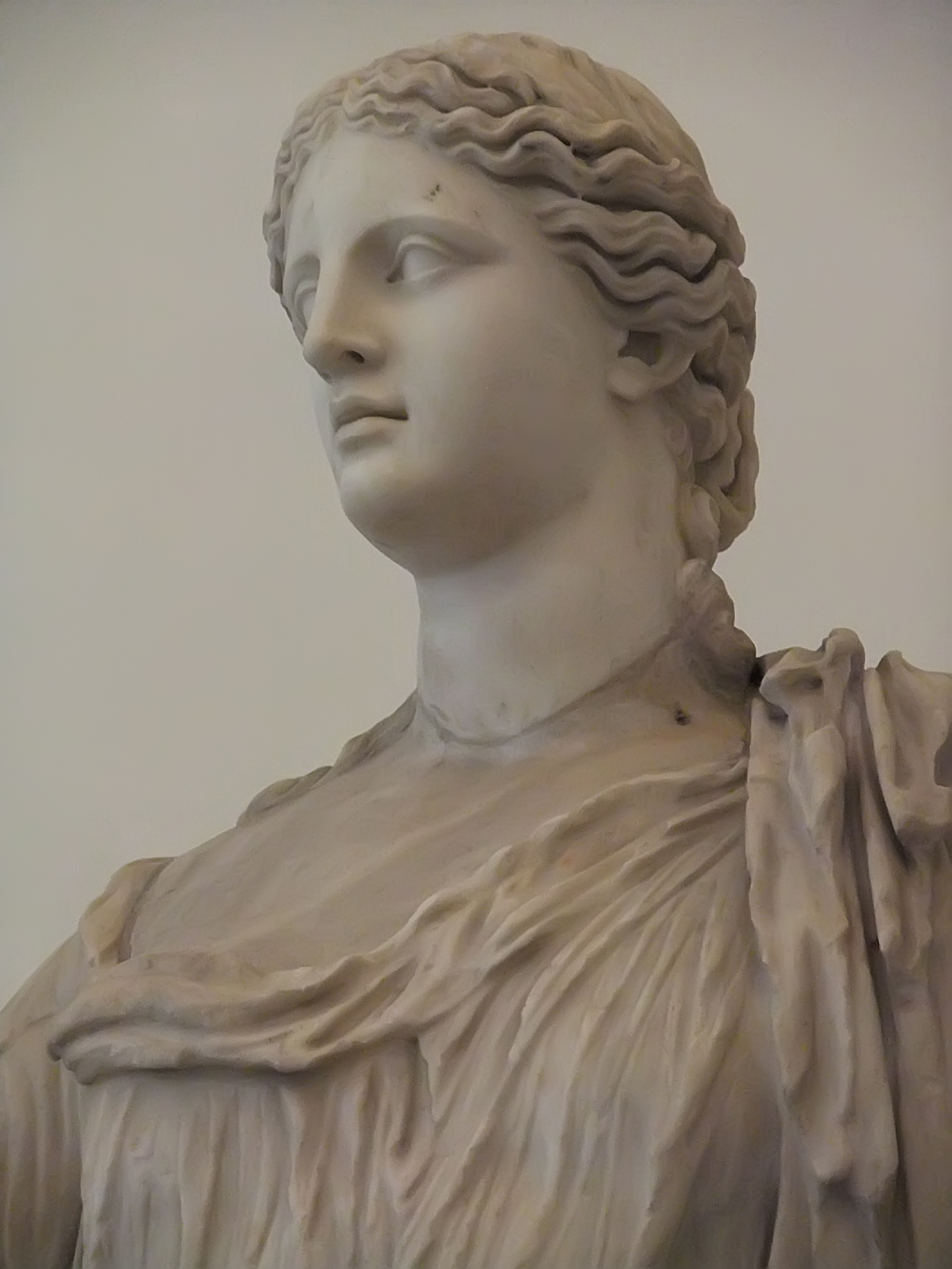Demeter Greek Goddess Statue Of Pictures