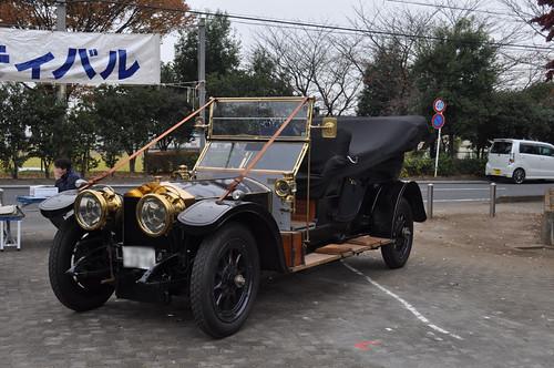 1910  Rolls-Royce Silver Race