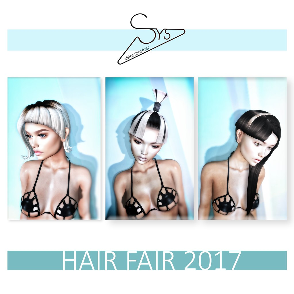 [sYs] HAIR FAIR 2017 - SecondLifeHub.com