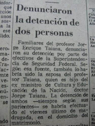 Diario La Nación 29/06/1975 III