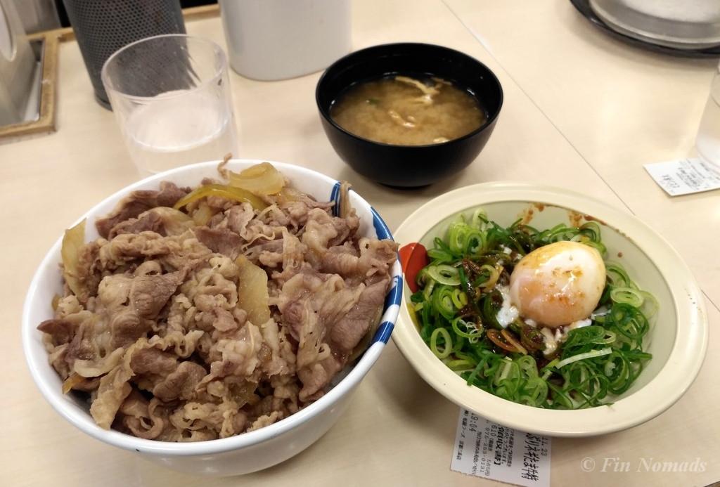 cheap japanese food