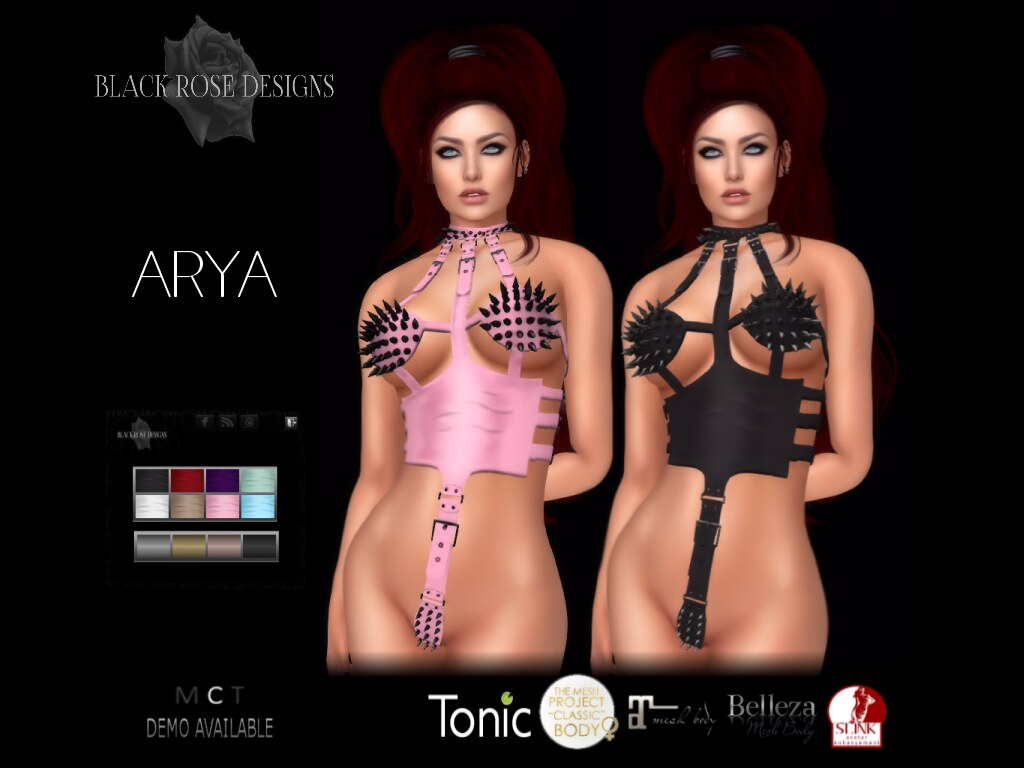 [[BR]] ARYA @ TOTALLY TOP SHELF EVENT - KINK - SecondLifeHub.com