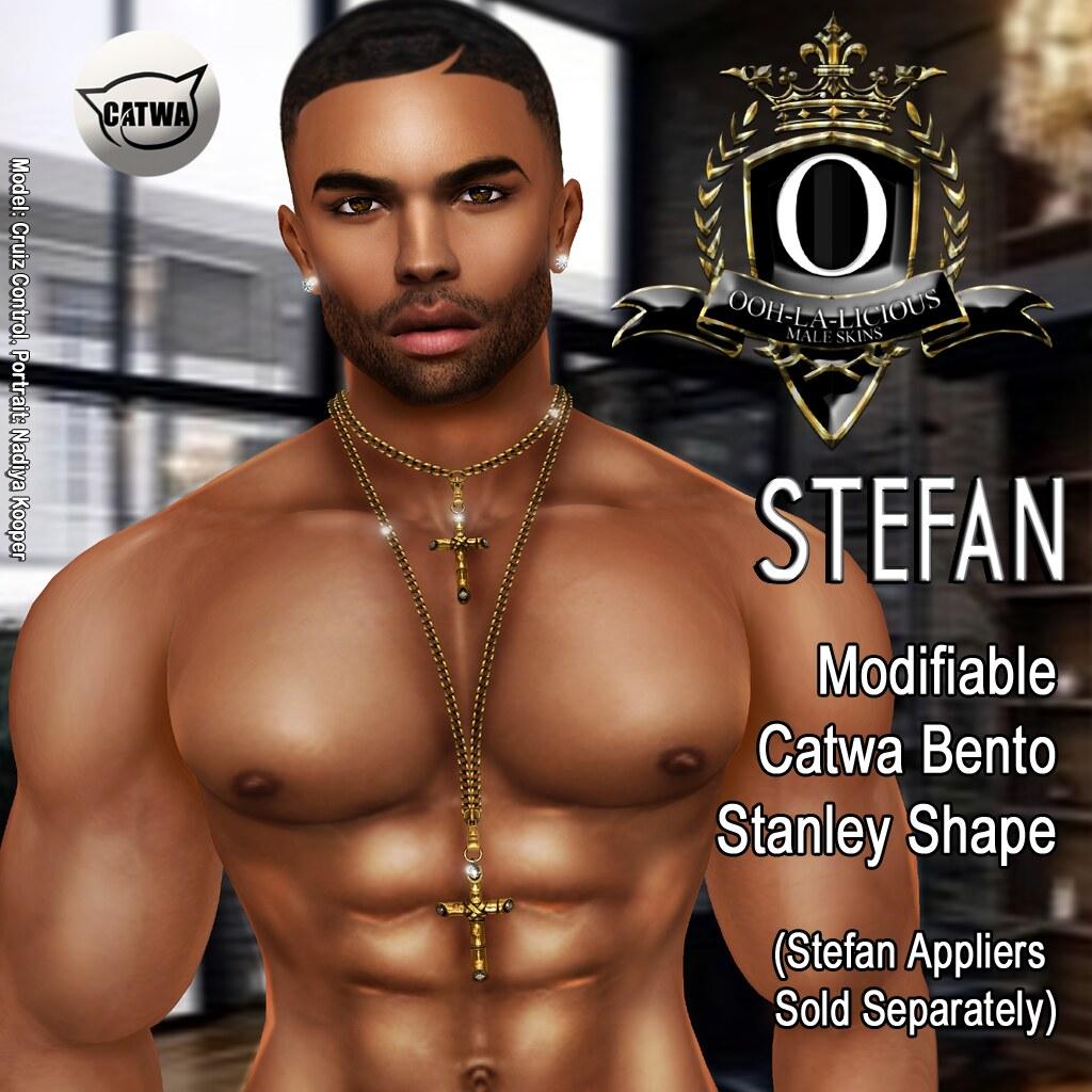 Ooh-la-licious® Stefan Catwa Stanley Bento Shape - SecondLifeHub.com