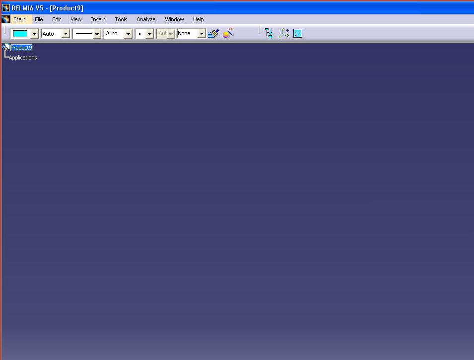 Working with Delmia V5R18 32bit full license