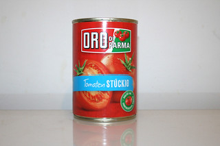 08 - Zutat Tomaten / Ingredient tomatos