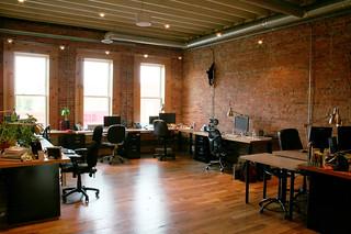Six Feet Up Office