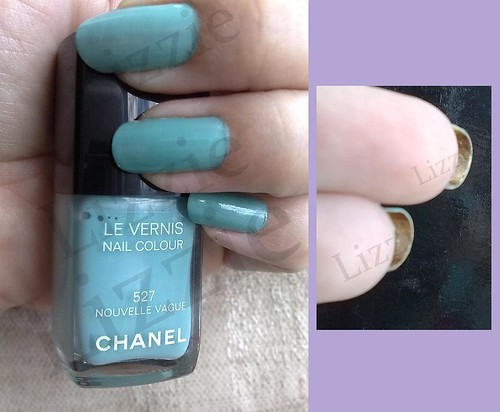CHANEL NAIL POLISH SWATCHES